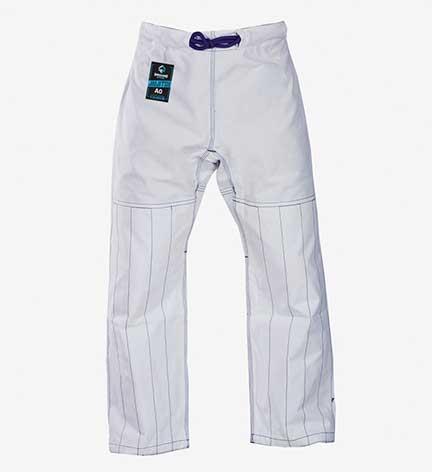 Bavlněné kalhoty pro BJJ Ground Game (Bílé)