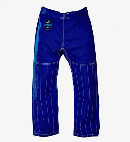 Bavlněné kalhoty pro BJJ Ground Game (Modré)