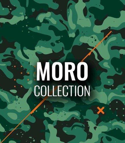 """Kolekce  Ground Game """"Moro"""""""