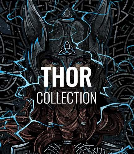 "Kolekce Ground Game  ""Thor"""