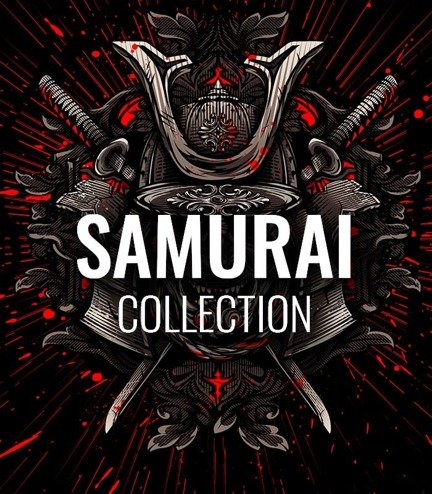 "Kolekce ""Samurai Mask"""