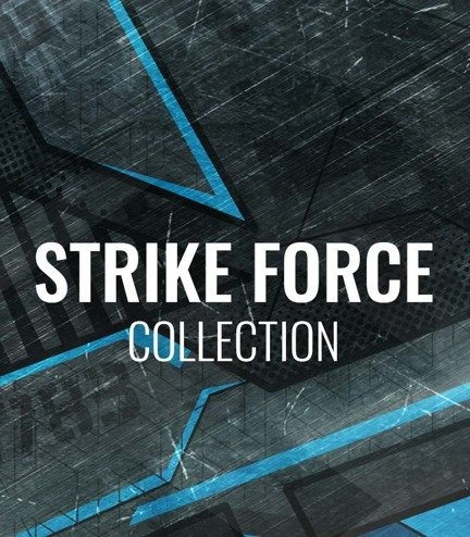 """Kolekce """"Strike Force"""""""