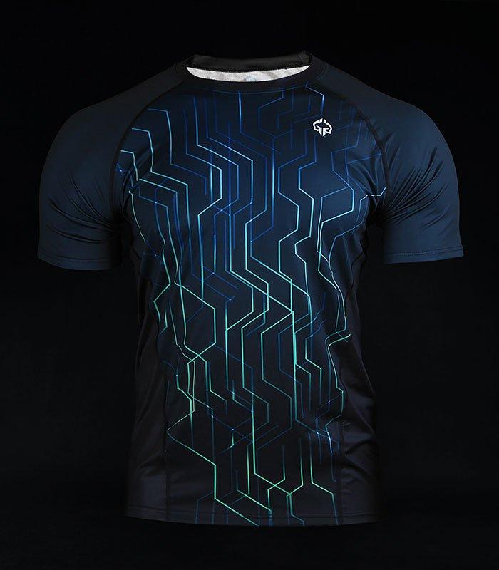 """Funkční tričko """"Virus"""""""