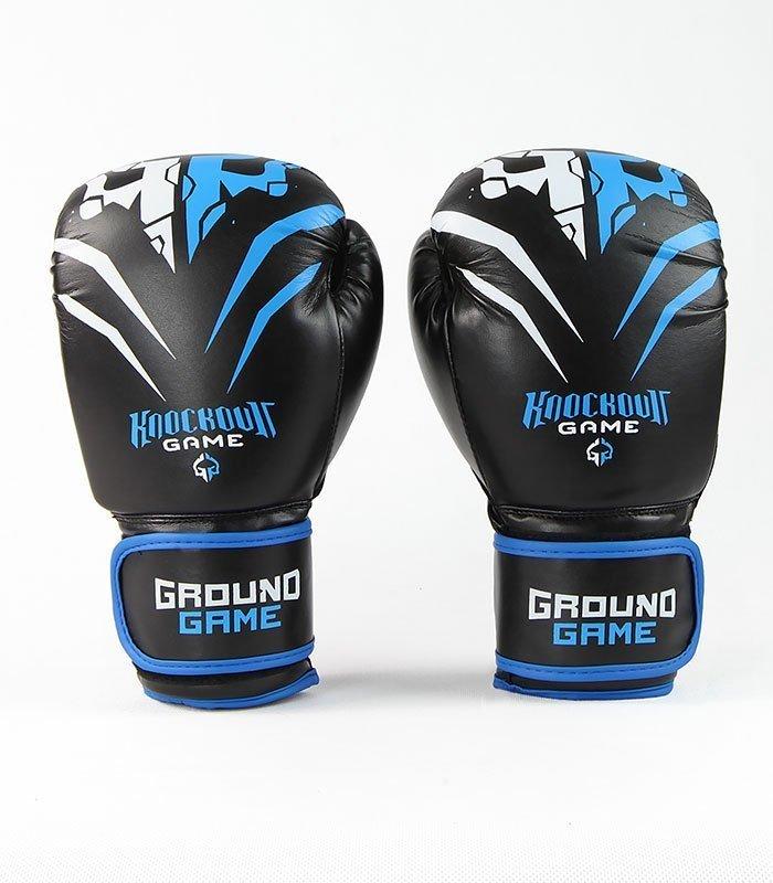 """Boxerské rukavice """"Logo"""" 10 oz"""