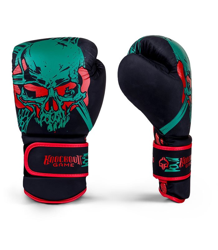 """Boxerské rukavice """"Toxic"""""""