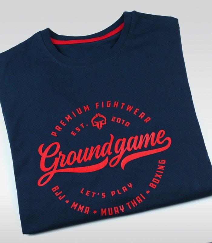 """Longsleeve  Ground Game """"Vinted"""""""