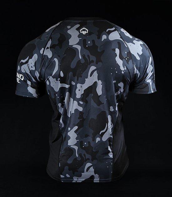 """Funkční tričko """"Moro Grey"""""""