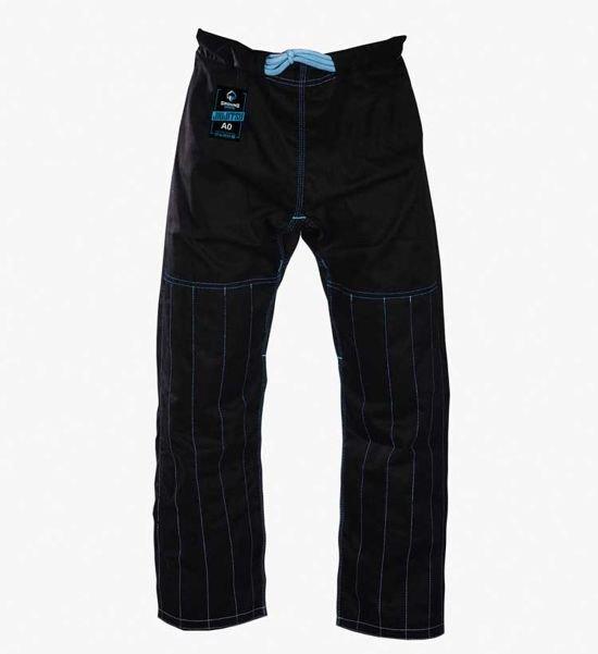 Bavlněné kalhoty pro BJJ  Ground Game  (Černé)