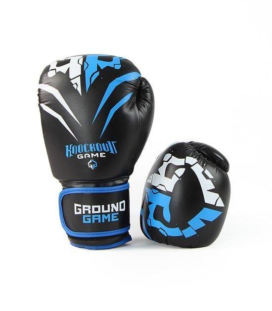 "Boxerské rukavice Ground Game ""Logo"" 16 oz"
