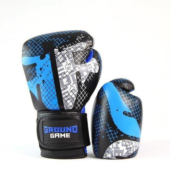 """Boxerské rukavice PRO Ground Game """"Cage"""" 10 oz"""