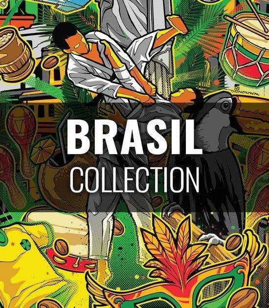 """Kolekce Ground Game """"Brasil"""""""