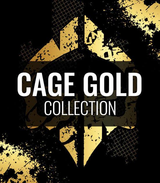 """Kolekce Ground Game """"Cage Gold"""""""