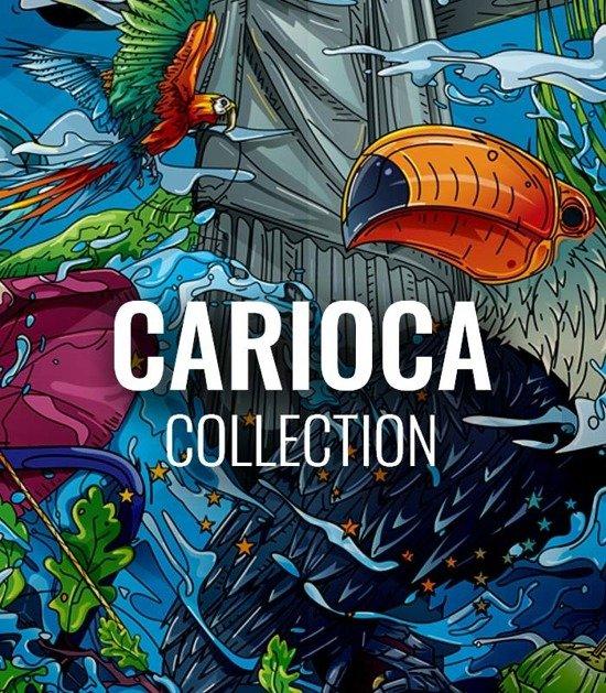 "Kolekce  Ground Game ""Carioca"""