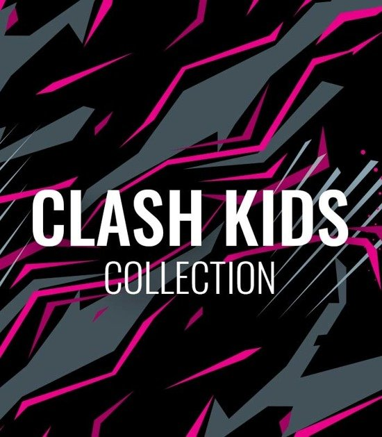 "Kolekce  Ground Game ""Clash Kids"""