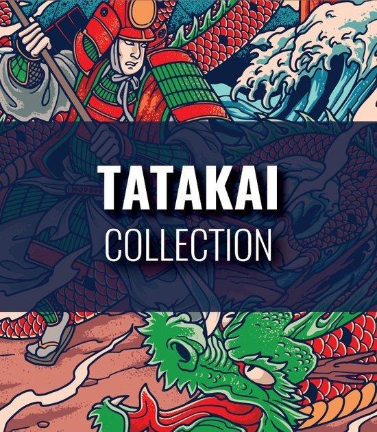 """Kolekce Ground Game """"Tatakai"""""""
