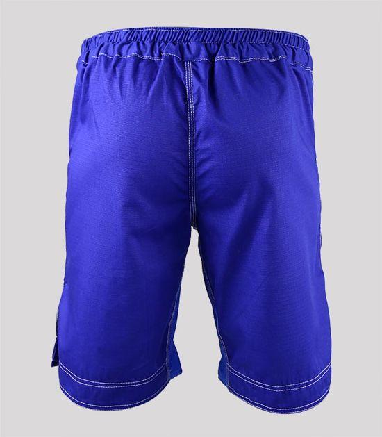 """Kraťasy MMA Ground Game """"Athletic"""" Ripstop (modré)"""