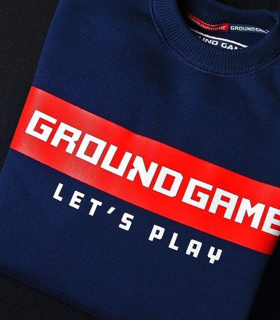 "Pánská mikina Ground Game ""Stripe"""