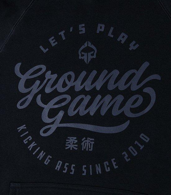 "Pánská mikina s kapucí Ground Game  ""Shadow"""