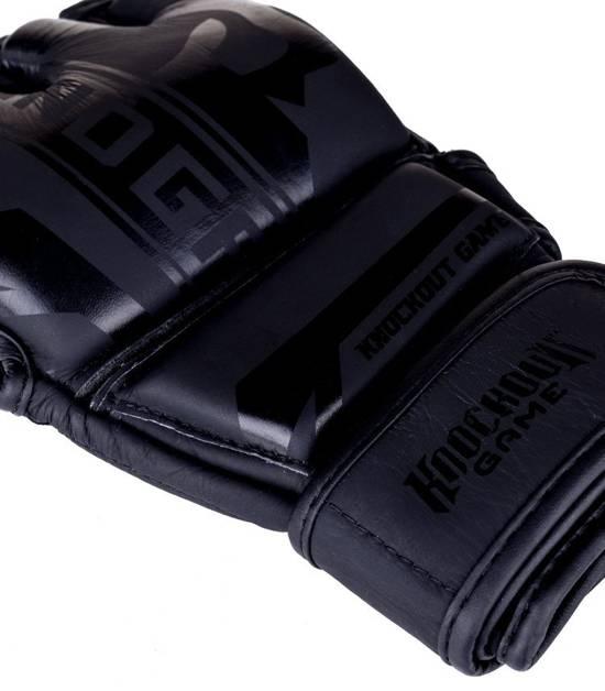 """Rukavice MMA """"Stripe Black"""""""