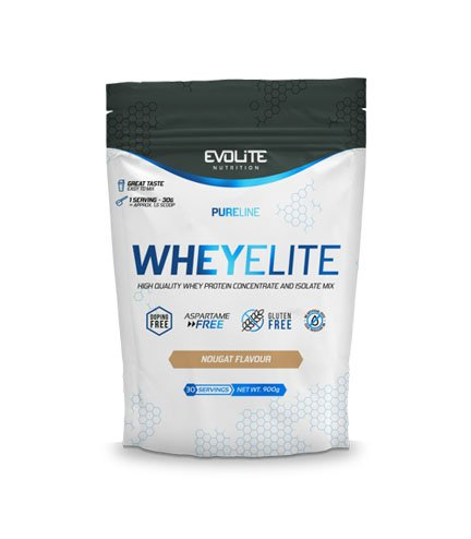Evolite WheyElite 900g, Chocolate
