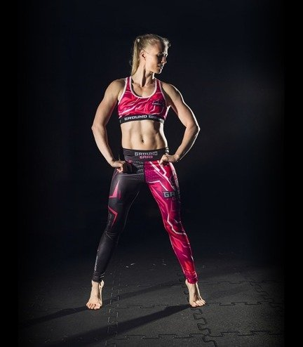 "Leggings ""Pink"""