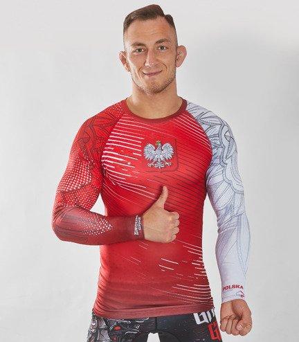 "Rashguard ""Patriot 2"" long sleeve"