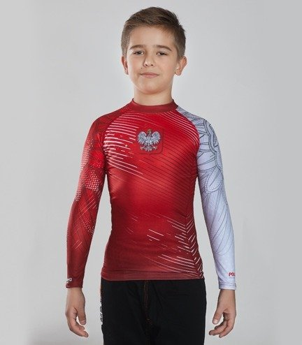 "Rashguard ""Patriot Junior"""
