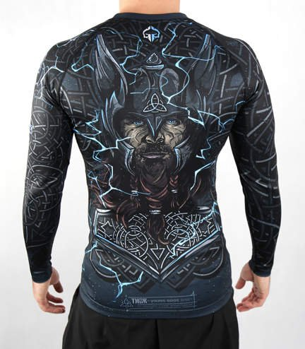 "Rashguard ""Thor"" (long sleeve)"