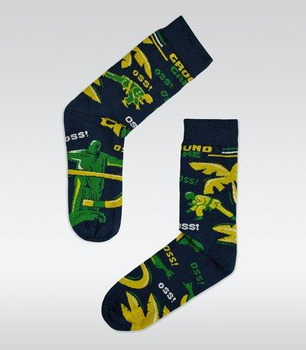 """Socks """"Brasil"""""""