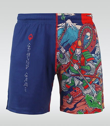 "Training shorts ""Tatakai Kids"""