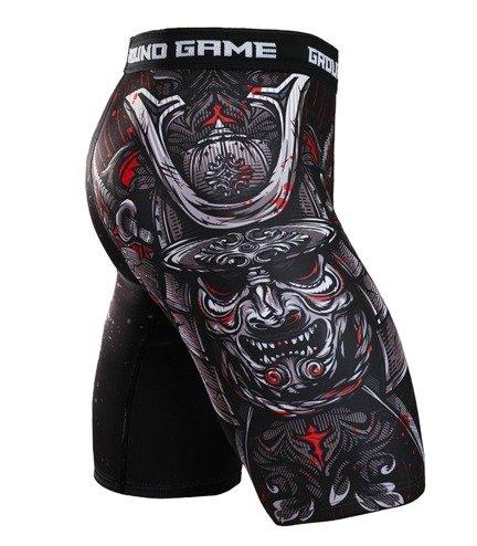 """Vale Tudo Shorts """"Samurai"""""""