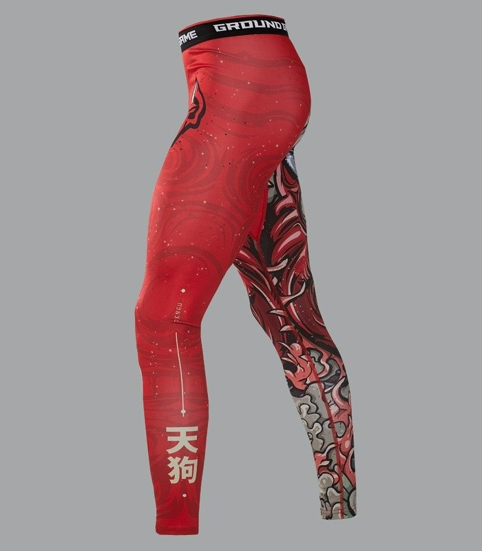 "Leggings ""Tengu"""