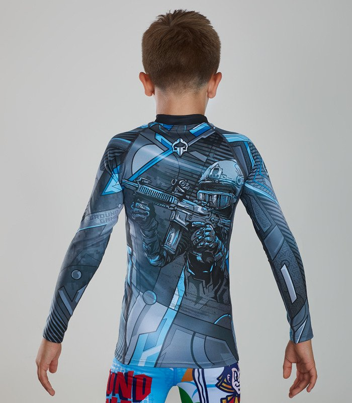 "Rashguard ""Strike Force"""