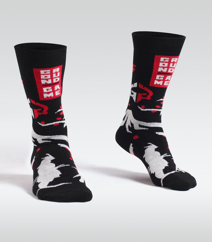 "Socks ""Japan"" Black"