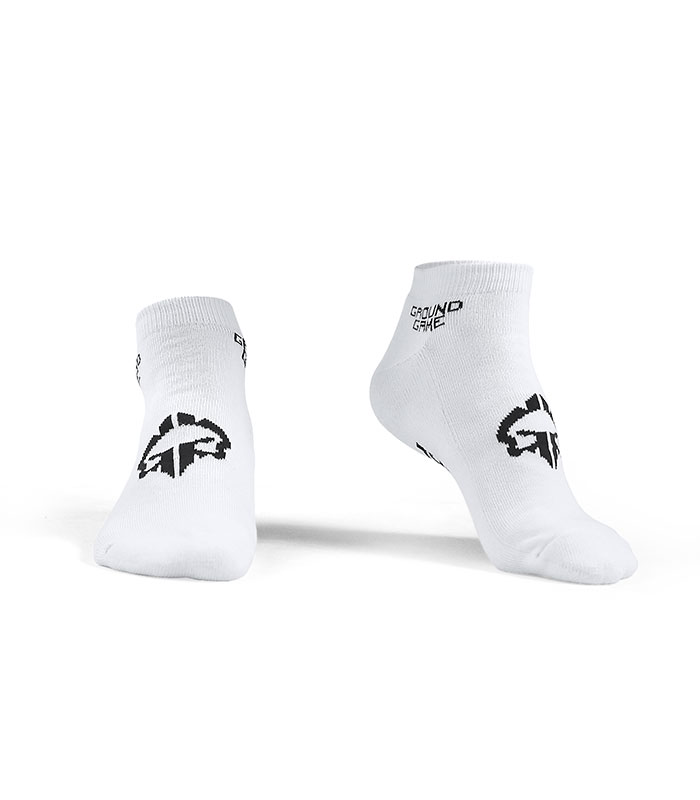 "Socks ""Knockout"" White"