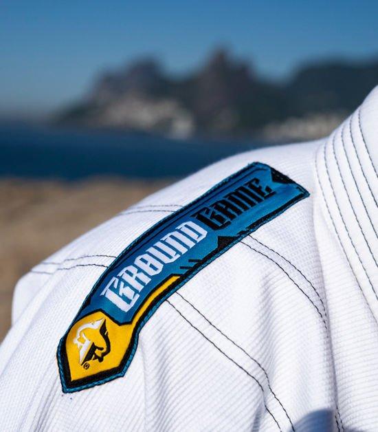 """BJJ GI """"Carioca"""" (White)"""