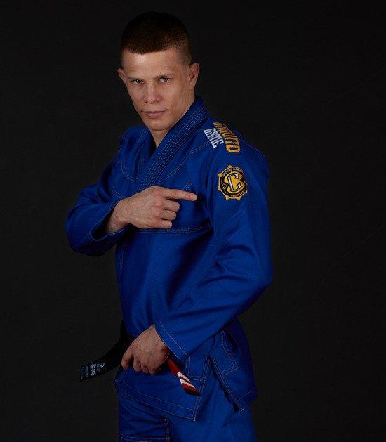 "BJJ GI ""Champion 2.0"" (Blue)"