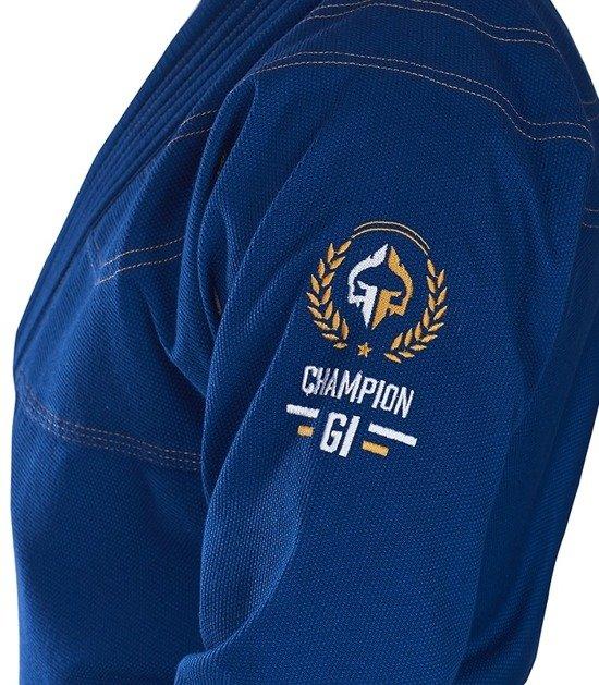 "BJJ GI ""Champion"" (Blue)"