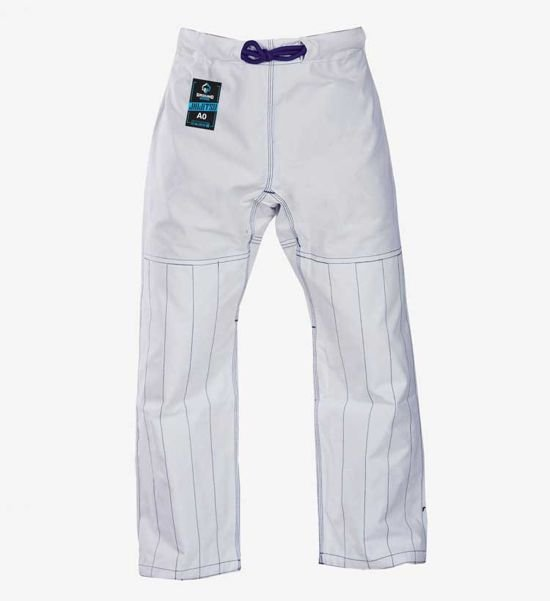 BJJ GI Pants Cotton (White)