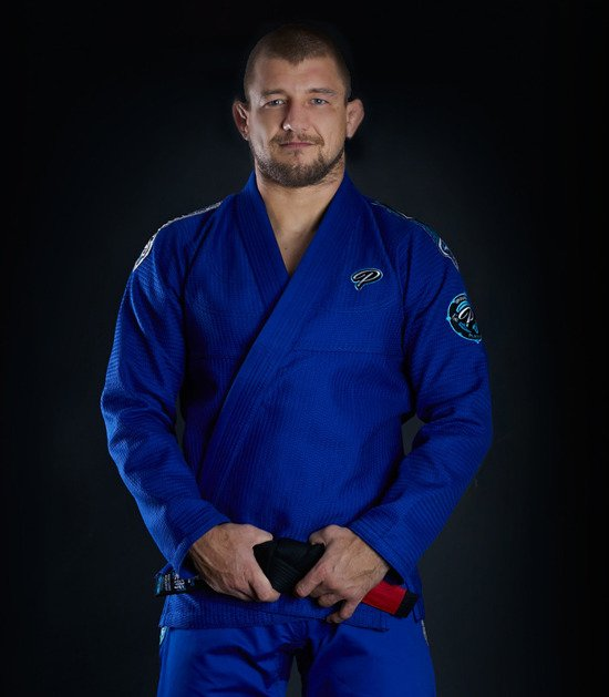 "BJJ GI ""Player"" (Blue)"