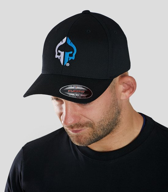 """Cap """"Logo"""" with a rounded brim"""