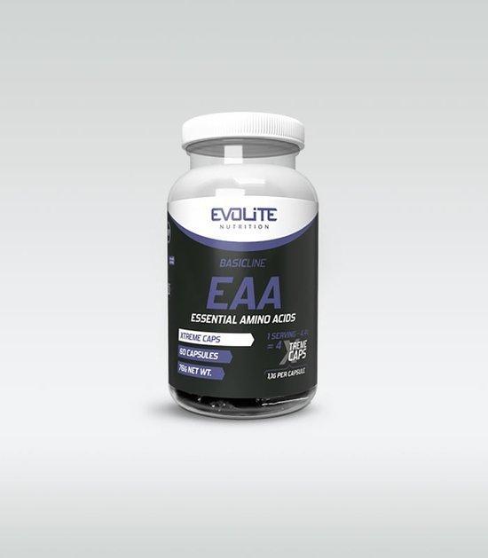 Evolite EAA Xtreme 60 caps
