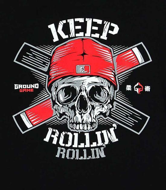 """Hoodie """"Keep Rollin"""""""