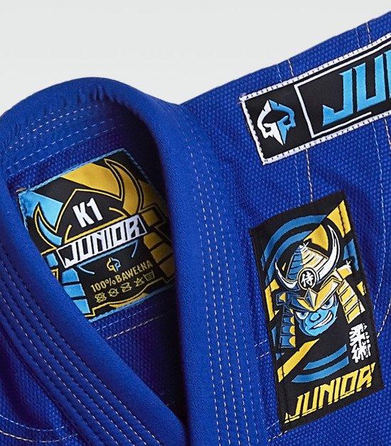 """""""Junior 3.0"""" BJJ Kids GI (Blue)"""
