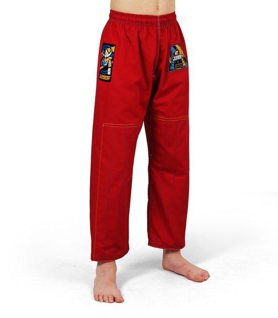 """Junior 3.0"" BJJ Kids GI (Red) + FREE Belt"