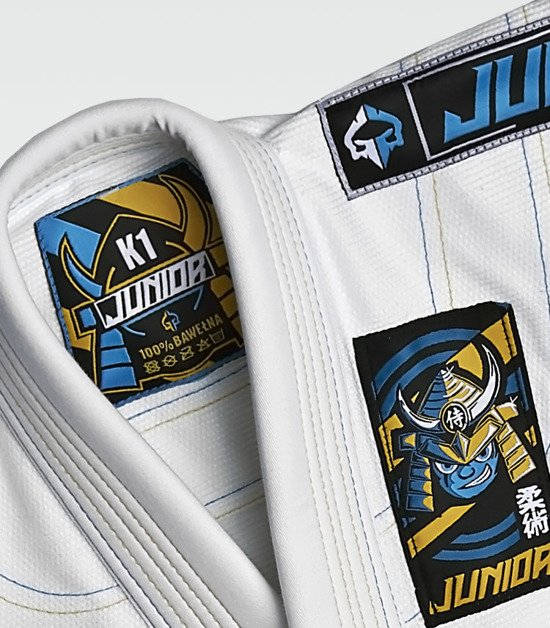 """Junior 3.0"" BJJ Kids GI (White)"