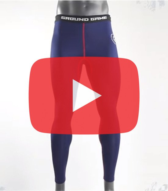 "Leggings ""Athletic 2.0"" (Navy blue)"