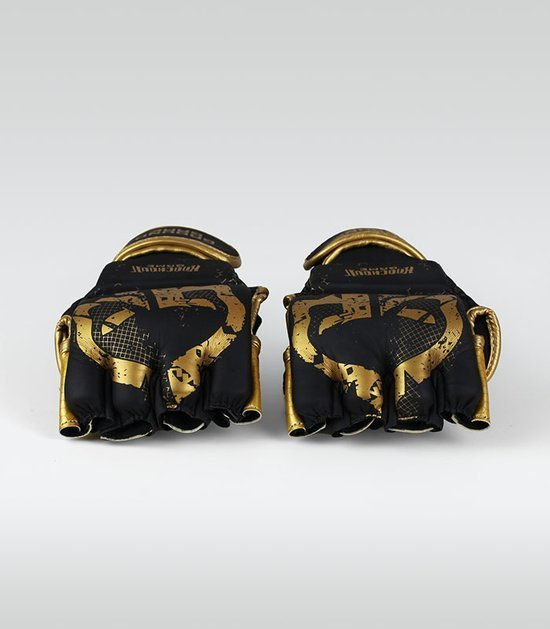 "MMA Gloves ""Cage Gold"""