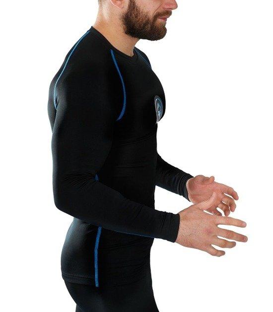 """Rashguard """"Athletic"""" long sleeve"""
