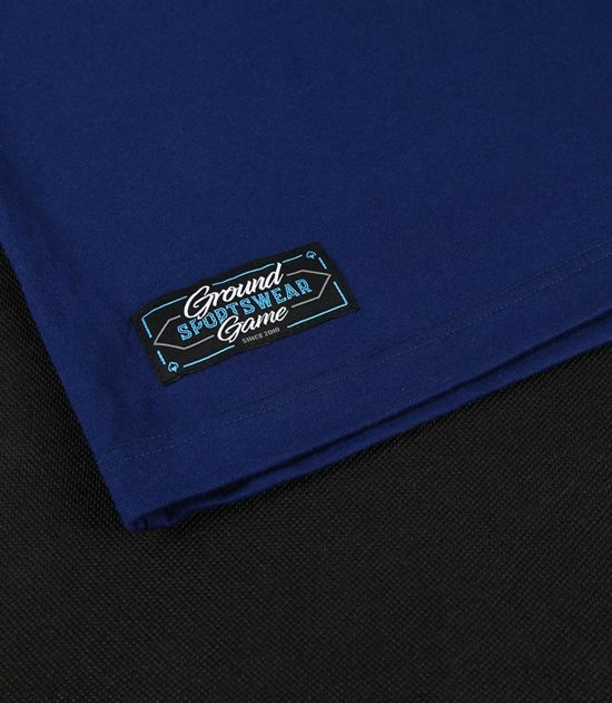 "T-shirt ""Gamester"" Dark navy"